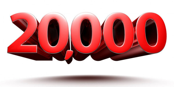 20,000 Email Subscribers Can Change Your Life!